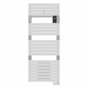 Radiateur sèche-serviettes ASAMA connecté ventilo 1750W Blanc SAUTER - Chauffage salle de bain - Salle de Bains & Sanitaire - GEDIMAT