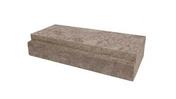 Laine de roche ROCKCOMBLE EVOLUTION non revêtue - 1,35x0,60m Ep.200mm - R=6,05m².K/W. - Laine de roche ROCKMUR KRAFT - 1,35x0,60m Ep.60mm - R=1,70m².K/W. - Gedimat.fr