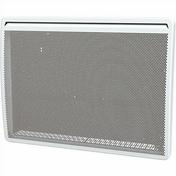 Panneau rayonnant horizontal SMART aluminium 2000W écran LCD - Tige filetée acier zingué diam.10mm long.1m - Gedimat.fr