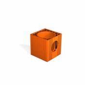 Boisseau traditionnel alvéolé perforé - D18 D160 Ht.500mm - Conduits de cheminée - Boisseaux - Matériaux & Construction - GEDIMAT