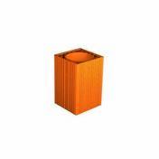 Boisseau traditionnel alvéolé travers plancher - 300x300x500mm - Conduits de cheminée - Boisseaux - Matériaux & Construction - GEDIMAT