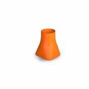 Mitre sans collerette  - 360x360x500mm - Conduits de cheminée - Boisseaux - Matériaux & Construction - GEDIMAT