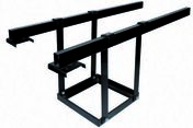 Support de plancher - 300x300mm - Conduits de cheminée - Boisseaux - Matériaux & Construction - GEDIMAT