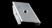 Suspente pivot ULTRA WAB 70x50mm - boîte de 100 pièces - Accessoires plaques de plâtre - Isolation & Cloison - GEDIMAT