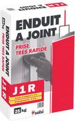 Enduit joint J1 RAPIDE - sac de 25kg - Enduits - Colles - Isolation & Cloison - GEDIMAT