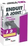 Enduit joint J2 - sac de 25kg - Enduits - Colles - Isolation & Cloison - GEDIMAT