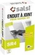 Enduit joint SR4 - sac de 25kg - Enduits - Colles - Isolation & Cloison - GEDIMAT