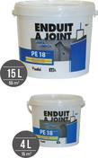 Enduit pâte à joint PE18 - seau 4l - Enduits - Colles - Isolation & Cloison - GEDIMAT