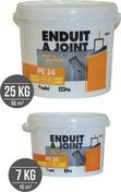 Enduit pâte à joint PE24 - seau 25kg - Plaque de plâtre spéciale SYNIA standard 4BA13 - 2,50x1,20m - Gedimat.fr