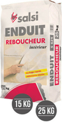 Enduit reboucheur S621 - sac de 25kg - Enduits - Colles - Isolation & Cloison - GEDIMAT