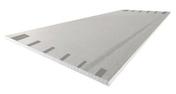 Plaque de plâtre spéciale SYNIA standard 4BA13 - 2,50x1,20m - Laine de verre ISOCONFORT 35 revêtue kraft - 3x0,60m Ep.200mm - R=5,70m².K/W. - Gedimat.fr