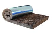 Laine de verre RT PLUS 032 revêtue pare-vapeur - 2,7x1,2m Ep.100mm - R=3,15m².K/W. - Laine de verre RT PLUS 032 revêtue pare-vapeur - 2,7x1,2m Ep.120mm - R=3,75m².K/W. - Gedimat.fr