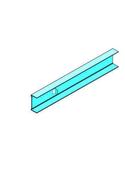 Rail R STIL PRIMTECH - 3m - Laine de verre ULTRACOUSTIC non revêtue - 8x0,6m Ep.85mm - R=2,25m².K/W. - Gedimat.fr