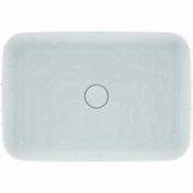 Vasque à poser en céramique IPALYSS - Vasques - Plans vasques - Salle de Bains & Sanitaire - GEDIMAT