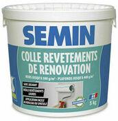 Colle revêtement de rénovation - seau de 5kg - Enduits de lissage - Peinture & Droguerie - GEDIMAT