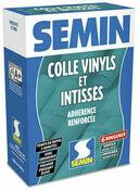 Colle vinyles et intissés -boîte de 300gr - Toiles de verre - Revêtement Sols & Murs - GEDIMAT