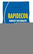 Enduit décoratif intérieur RAPIDECOR - sac de 25kg - Enduits effets décoratifs - Peinture & Droguerie - GEDIMAT