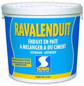 Enduit de ragréage fin RAVALENDUIT - seau de 20kg - Ragréage - Revêtement Sols & Murs - GEDIMAT