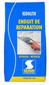 Enduit de réparation KEDOLITH - sac de 5kg - Enduits de rebouchage - Peinture & Droguerie - GEDIMAT
