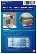 Kit magnétique pour trappe à carreler - Trappes de visite - Isolation & Cloison - GEDIMAT
