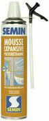 Mousse expansive polyuréthane - tube de 310ml - Mastics - Peinture & Droguerie - GEDIMAT