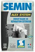 Enduit de réparation ALEX SYSTEM - sac de 15kg - Enduits de rebouchage - Peinture & Droguerie - GEDIMAT
