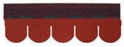 Bardeau bitumineux SOPRATUILE QUEUE DE CASTOR vert flammé - paquet de 3,05m² - Etanchéité de couverture - Matériaux & Construction - GEDIMAT