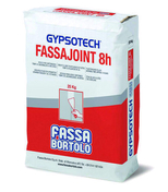 Enduit à joints FASSAJOINT 8H - sac de 25kg - Lot massette + coffreur - Gedimat.fr