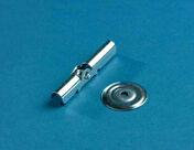 Bascule + rosace - D6 - boîte de 100 pièces - Cheville à bascule KB 6 - sachet de 10 pièces - Gedimat.fr