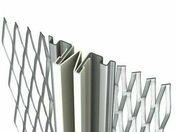 Profil de joint de dilatation enduit 10mm pierre - 3m - Accessoires plafonds - Isolation & Cloison - GEDIMAT