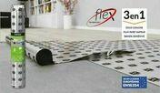 Isolation acoustique SECURA AQUASTOP FLEX 2 mm - Sous-couches - Menuiserie & Aménagement - GEDIMAT