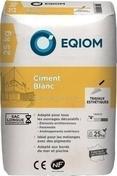 Ciment blanc CEM II/A-LL 42,5 N PM-CP2 NF - sac de 25kg - Poutre VULCAIN section 12x20 long.4,00m pour portée utile de 3.1 à 3.60m - Gedimat.fr
