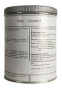 Saturateur pour bardage Zephyr Moka couche 2 Pot de 1 kilogramme - Traitements curatifs et préventifs bois - Peinture & Droguerie - GEDIMAT
