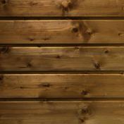 Bardage Sapin du Nord Classe 3.1. Long.4,80m larg.135 mm utile (148 hors tout) Ép.20 mm Coloris marron - Bardage Red Cedar profil Saint Louis qualité Clear 2 ép.18mm larg.(utile) 137mm long.2,45m - Gedimat.fr