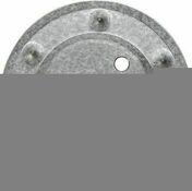Rondelle métal STISOLITH D80 AZ - boîte de 250 pièces - Accessoires isolation - Isolation & Cloison - GEDIMAT