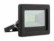 Projecteur LED IP65 noir - 10W - Projecteurs - Baladeuses - Hublots - Electricité & Eclairage - GEDIMAT
