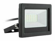Projecteur LED IP65 noir - 20W - Projecteurs - Baladeuses - Hublots - Electricité & Eclairage - GEDIMAT