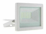 Projecteur LED IP65 blanc - 20W - Projecteurs - Baladeuses - Hublots - Electricité & Eclairage - GEDIMAT