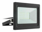 Projecteur LED IP65 noir - 30W - Projecteurs - Baladeuses - Hublots - Electricité & Eclairage - GEDIMAT