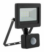 Projecteur LED 100W IP65 noir - 100W - Projecteurs - Baladeuses - Hublots - Electricité & Eclairage - GEDIMAT