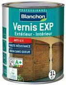 Vernis EXP incolore brillant - pot 1l - Produits de finition bois - Peinture & Droguerie - GEDIMAT