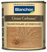 Céruse blanc - pot 0,5l - Produits de finition bois - Peinture & Droguerie - GEDIMAT