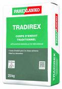 Corps d'enduit TRADIREX - sac de 25kg - Gedimat.fr
