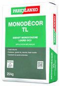 Enduit imperméabilisant MONODECOR TL G00 naturel - sac de 25kg - Gedimat.fr