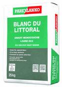 Enduit imperméabilisant BLANC DU LITTORAL - sac de 25kg - Enduits de façade - Revêtement Sols & Murs - GEDIMAT