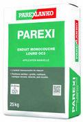 Enduit imperméabilisant PAREXI B10 terre de lune - sac de 25kg - Gedimat.fr