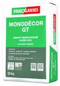 Enduit imperméabilisant MONODECOR GT B10 terre de lune - sac de 25kg - Gedimat.fr