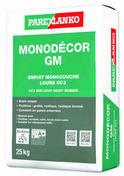 Enduit imperméabilisant MONODECOR GM B10 terre de lune - sac de 25kg - Gedimat.fr