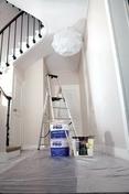 Peinture déco acrylique mur & plafond mat blanc 5 L GEDIMAT PERFORMANCE PRO - Tuile châtière CANAL coloris littoral flammé - Gedimat.fr