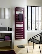 Sèche serviettes Kadrane spa 500 W couleur, largeur 400 mm, Acova. - Chauffage salle de bain - Salle de Bains & Sanitaire - GEDIMAT